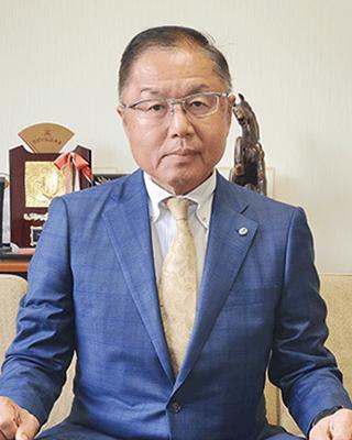 代表取締役社長 後藤 敬三